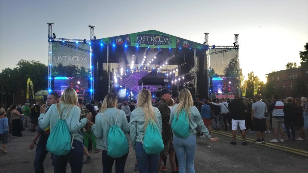 Ostróda Reggae Festival 2018
